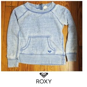 Roxy burnout sweatshirt